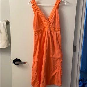 Tommy Bahama Size S Boho pink Dress